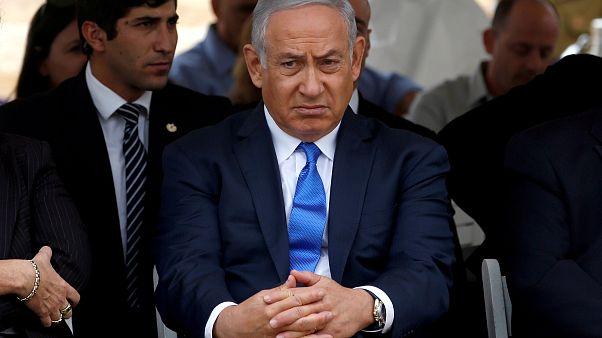 Réquisition parquet israélien contre Benyamin Netanyahou pour corruption.