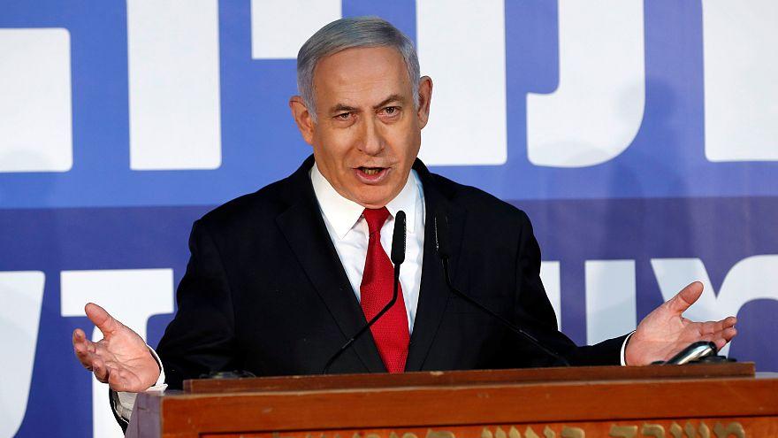 Netanyahu yolsuzluk suçlamalarına 'cadı avı' dedi, mücadele sözü verdi