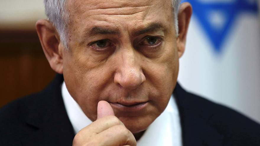 Israeli Prime Minister Netanyahu to be indicted on corruption charges, attorney general says