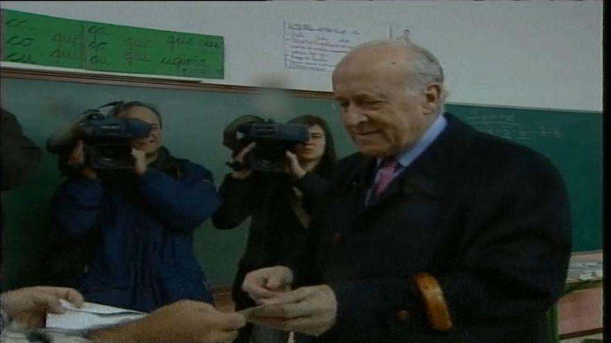Luto en la política vasca con la muerte de Xabier Arzalluz