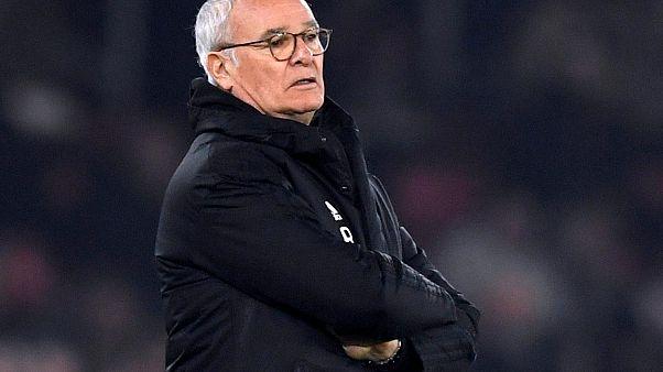 Claudio Ranieri revient à l'AS Rome
