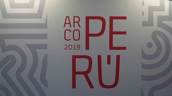 Peru em destaque na ARCO Madrid