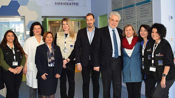 Χρήστος Στυλιανίδης: «Εξαιρετικά σημαντική η διερμηνεία για τους πρόσφυγες στα νοσοκομεία»