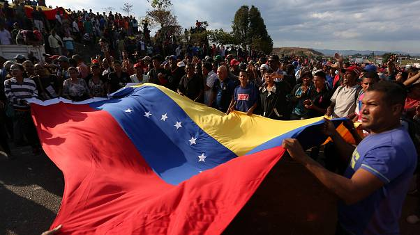 Watch again: Russia, China veto US push for UN action on Venezuela