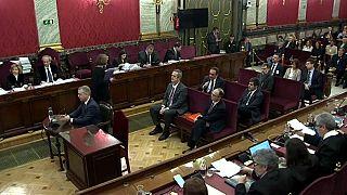 Iñigo Urkullu y Ada Colau testifican en el juicio del 'procés'