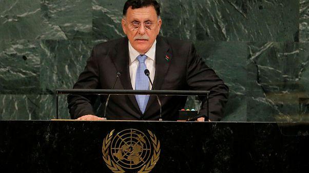 رئيس وزراء ليبيا المعترف به دوليا فائز السراج