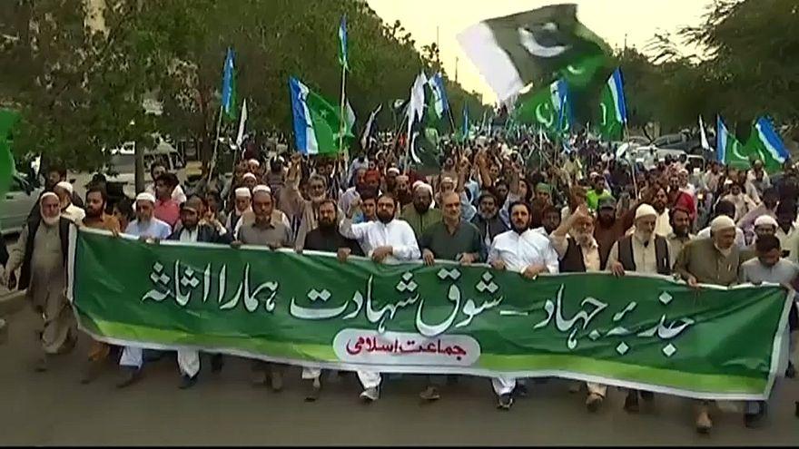 Fronten zwischen Indien und Pakistan trotz geplanter Freilassung des Piloten immer noch verhärtet