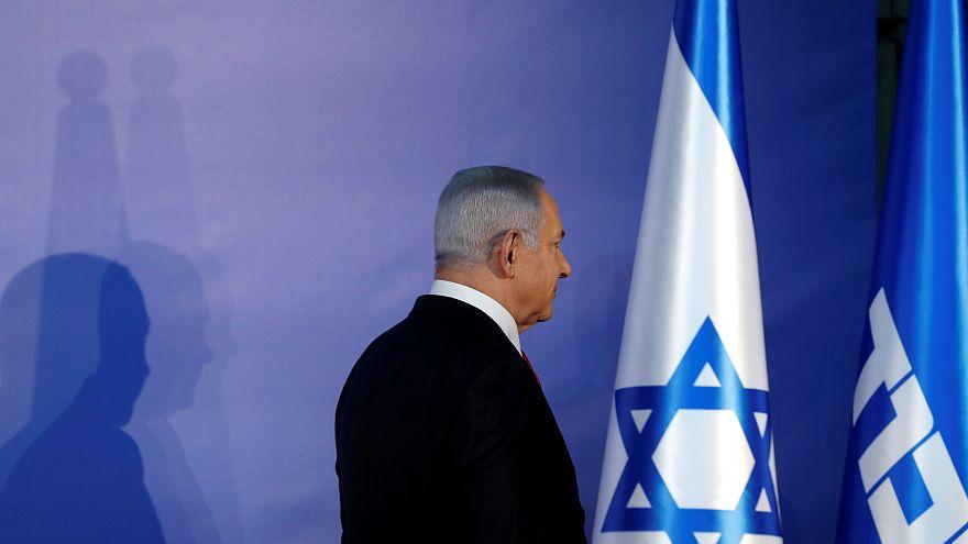 """Биньямин Нетаньяху: """"Это не обвинения, а """"карточный домик"""""""