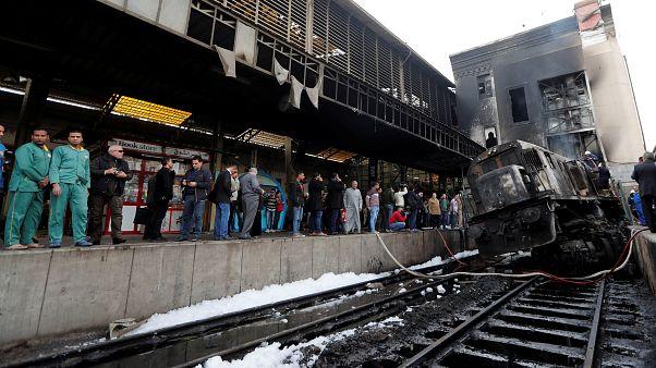 Mısır: Tren kazalarındaki ihmale idam talebi
