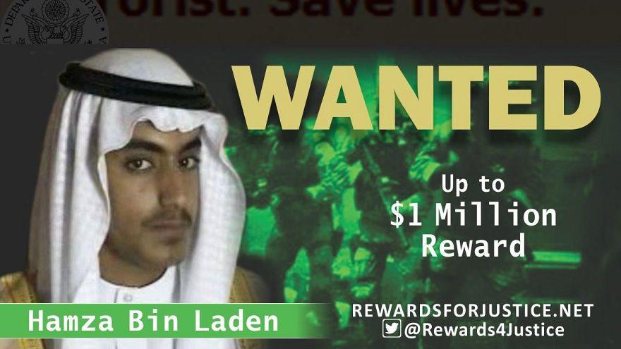 ABD'nin para ödülü kararının ardından Usame Bin Ladin'in oğlu Suudi vatandaşlığından çıkarıldı