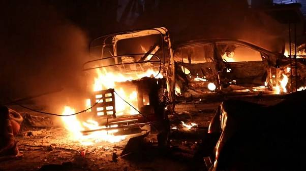 Szomália: Öngyilkos merénylet, sok halott