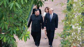 Trump mag Kim und will keine weiteren Sanktionen