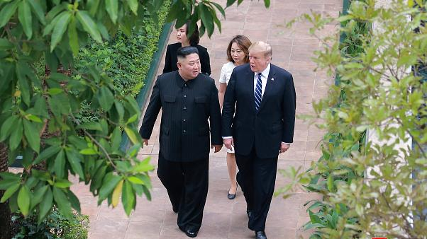 Confusion as Trump cancels sanctions on North Korea that hadn't been announced