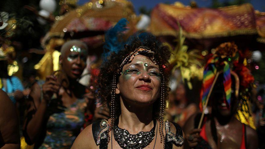 Carnaval no Sambódromo do Rio em risco