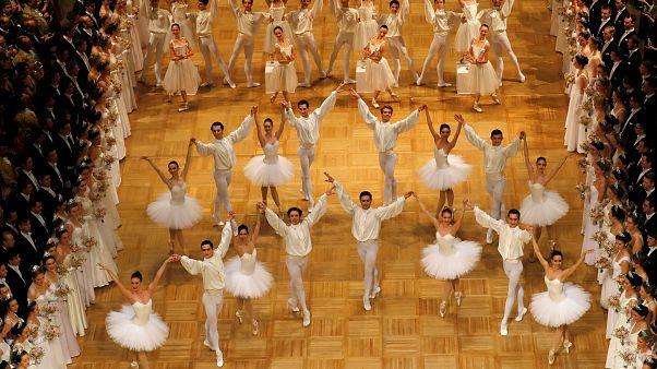 O Baile da Ópera de Viena, um clássico