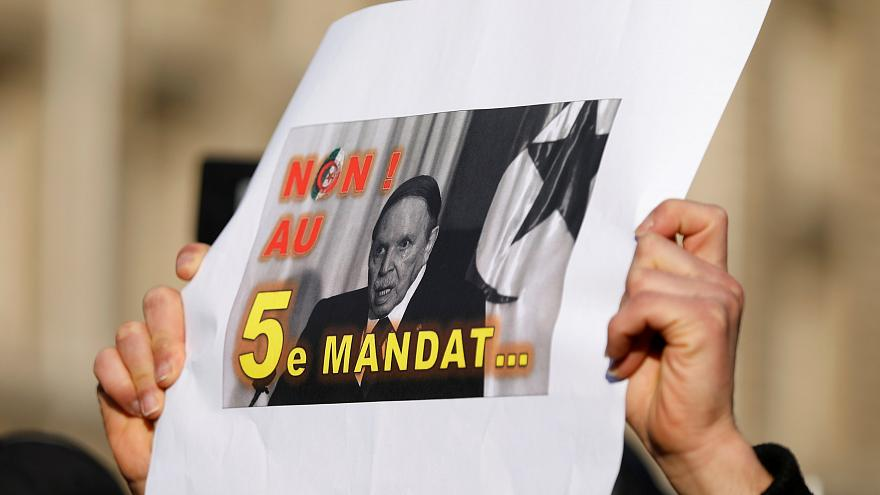 Contestation anti-Bouteflika : nouvelles manifestations ce vendredi