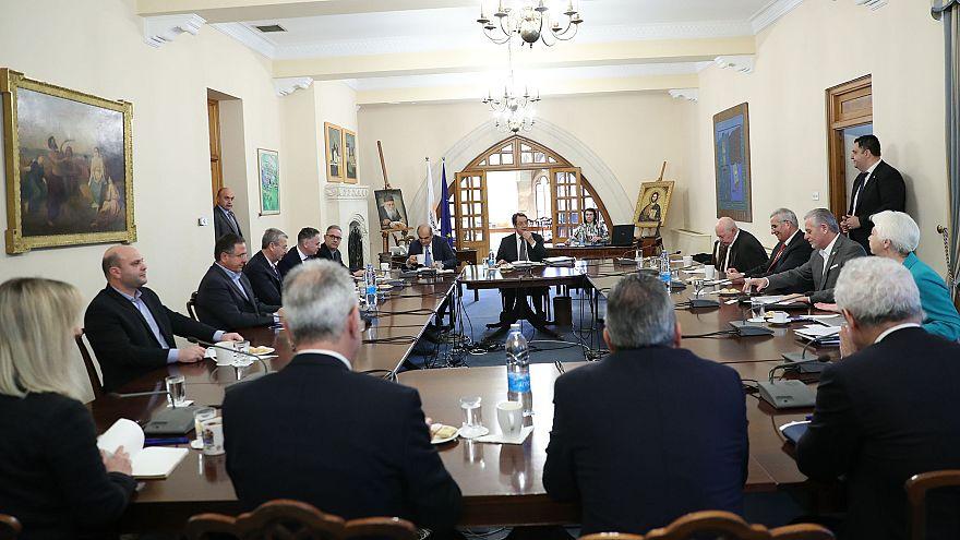 Κύπρος: Νέα επικοινωνία Αναστασιάδη - Λουτ