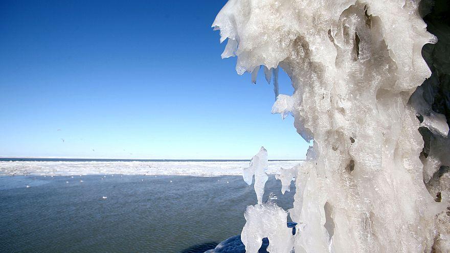 Rekordhideg és extrém fagy jöhet az USA-ba a hétvégén