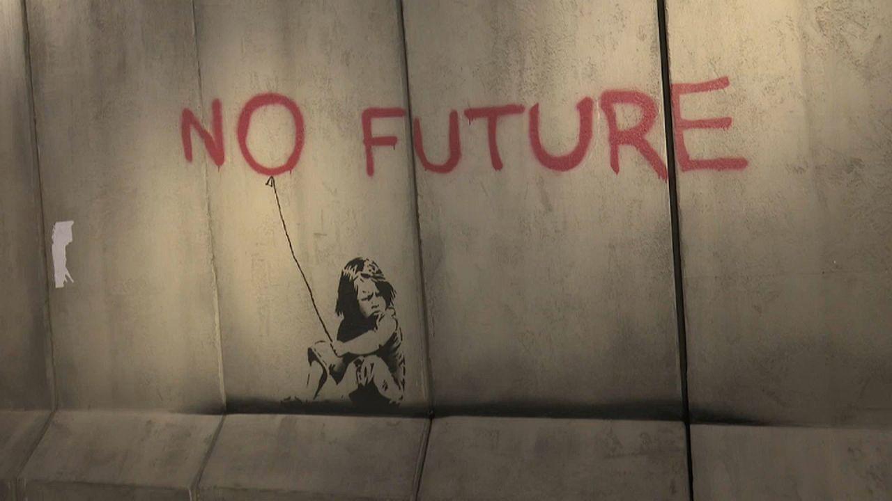 Banksy fa tappa in Grecia con la mostra World of Bansky