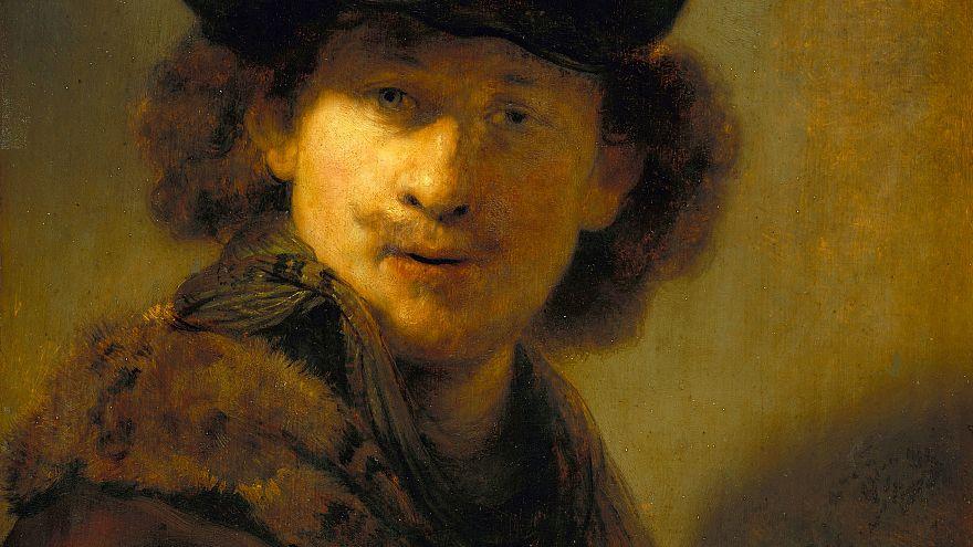 Учёные восстановили голос Рембрандта