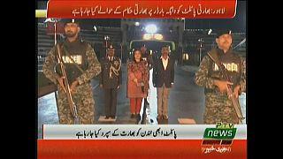 """Le Pakistan fait un """"geste de paix"""" en libérant le pilote indien"""