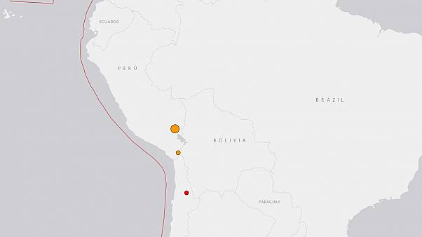 Terremoto de 7.1 de magnitud sacude a Perú sin víctimas ni daños