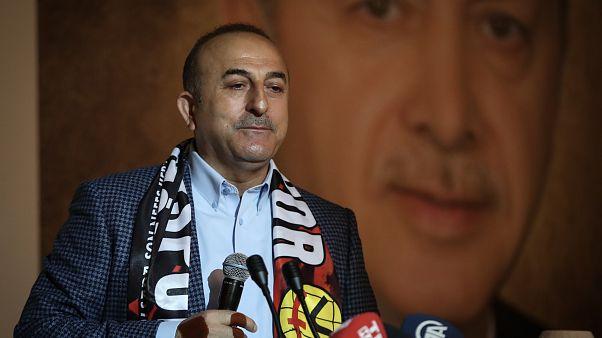 Çavuşoğlu: Gümrük Birliği'ni modernize etmek ve vizeleri kaldırmak için çabalıyoruz
