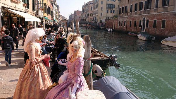 Les touristes taxés à Venise, pour sauver la cité des Doges