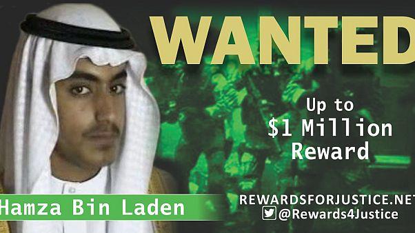 آمریکا برای پسر بن لادن یک میلیون دلار جایزه تعیین کرد