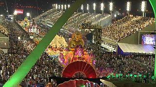 El desfile del Sambódromo, en peligro de no celebrarse