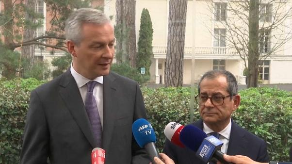 Italia-Francia, a Versaille si riparte dall'economia