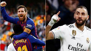 Lional Messi - Karim Benzema