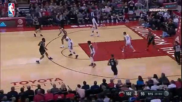 NBA: Harden 58 pontot szórt