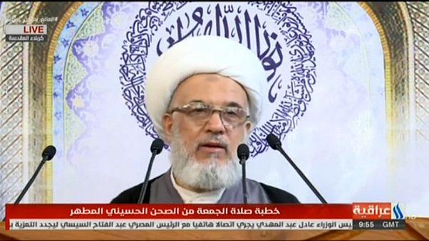 عبد المهدي الكربلائي ممثل علي السيستاني