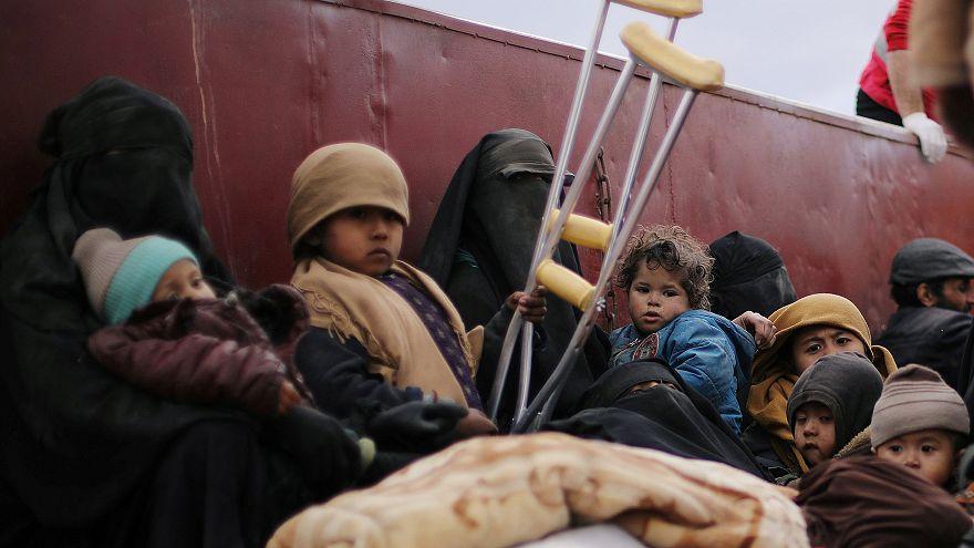 Karaya vuran kambur balinadan Suriye'de tahliye edilen sivillere... Haftanın no comment videoları
