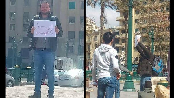 الشاب المصري أحمد محي