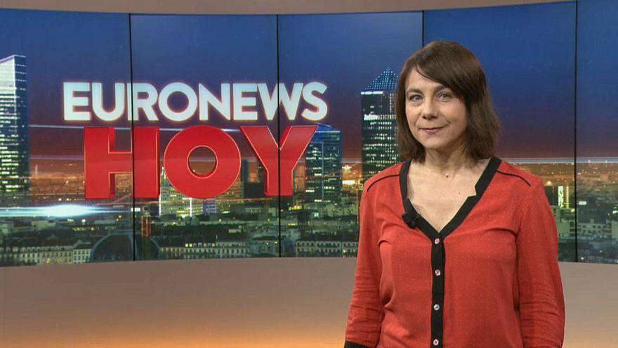 Euronews Hoy 1 de marzo