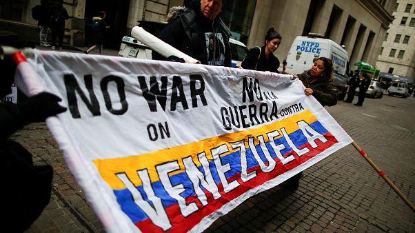 ABD'den Venezuela'ya yeni yaptırım: Kara listeye 6 isim daha