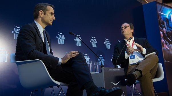 Κ. Μητσοτάκης: Η Ελλάδα θα γίνει success story