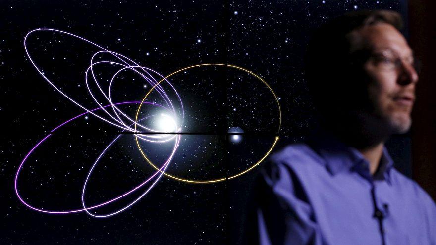 Michael Brown csillagász a bolygó lehetséges pályájáról 2016-ban