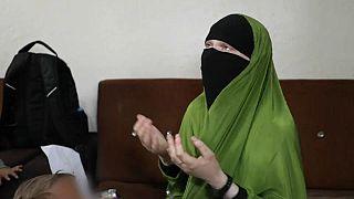 Швеция: жёнам боевиков обратный путь заказан