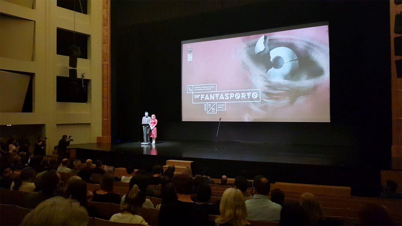 Φεστιβάλ Κινηματογράφου Fantasporto