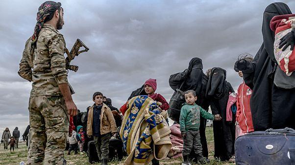 آغاز عملیات پایانی «نیروهای دموکراتیک سوریه» علیه داعش
