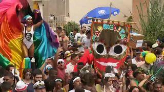 كرنفال ريو دي جانيرو 2019