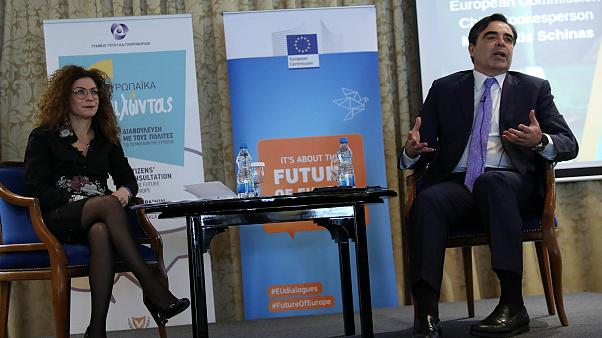 Μ. Σχοινάς: «Η Κύπρος είναι στον σκληρό πυρήνα της ΕΕ»