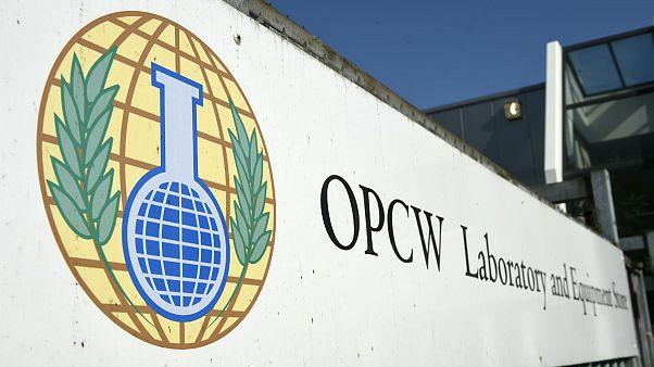 سازمان منع تسلیحات شیمیایی