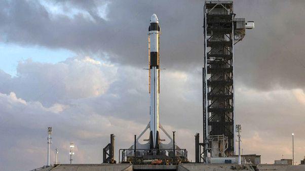 Video: NASA ve SpaceX'ten insanlı uzay uçuşu öncesi mankenli test