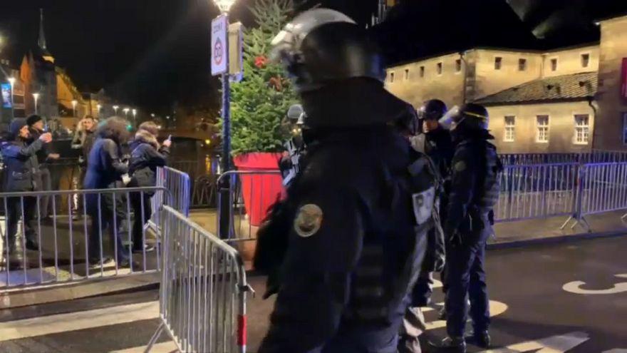 Anschlagspläne gepostet? Bruder des Straßburg-Attentäters festgenommen