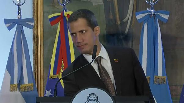 """Guaidó: """"El 80% de las Fuerzas Armadas están a favor de un cambio"""""""