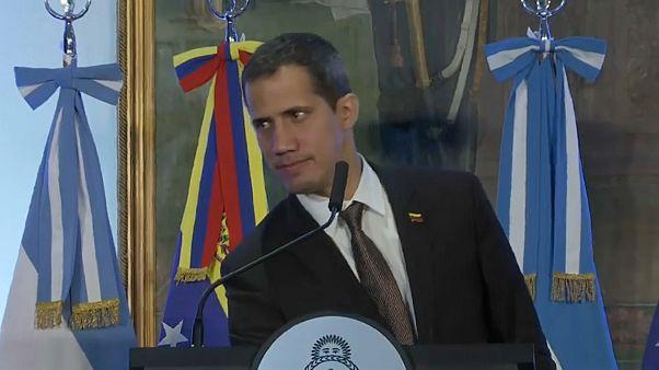Juan Guaidó garante que militares querem saída de Nicolás Maduro